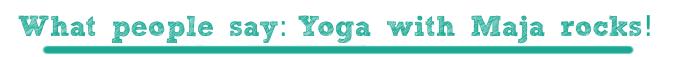 maja yoga