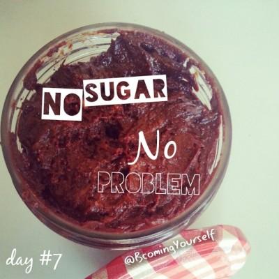 no sugar, no problem